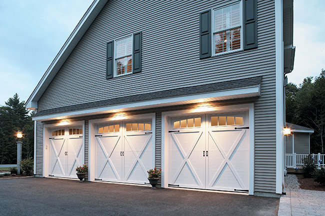 Residential Garage Doors In San Antonio Hill Country