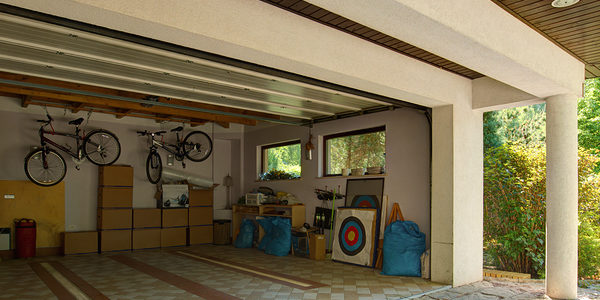 Keep Your Garage Cooler During Summer Hill Country
