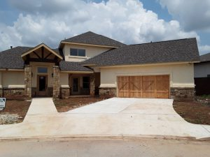 hill country overhead door custom wood garage door